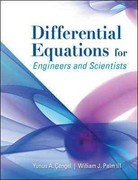 Differential Equations for Engineers and Scientists 1st edition 9780073385907 0073385905
