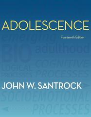 Adolescence 14th edition 9780078117169 007811716X