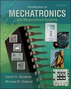 Introduction to Mechatronics and Measurement Systems 4th Edition 9780073380230 0073380237