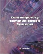Contemporary Communication Systems 1st Edition 9780073380360 0073380369