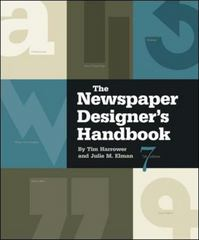 The Newspaper Designer's Handbook 7th Edition 9780073512044 0073512044