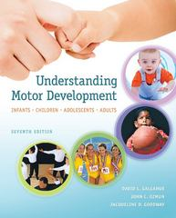 Understanding Motor Development 7th Edition 9780073376509 0073376507