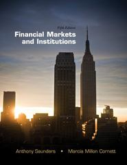 Financial Markets and Institutions 5th edition 9780078034664 0078034663