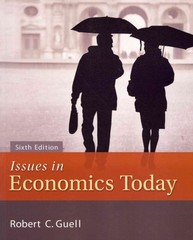 Issues in Economics Today 6th edition 9780073523231 0073523232
