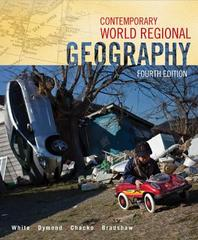 Combo: Contemporary World Regional Geography with ConnectPlus 1-Semester 1st Edition 9780077889814 0077889819