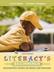 Literacy's Beginnings 6th Edition 9780132617659 013261765X