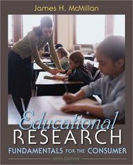 Educational Research 6th Edition 9780132596473 0132596474