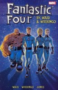 Fantastic Four by Waid and Wieringo Ultimate Collection Book 2 0 9780785156581 0785156585