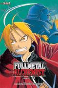 Fullmetal Alchemist (3-in-1 Edition), Vol. 1 0 9781421540184 1421540185