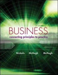 Business: Connecting Principles to Practice with ConnectPlus 0 9780077499839 0077499832