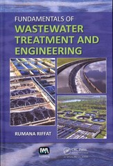 Fundamentals of Wastewater Treatment and Engineering 1st Edition 9780203815717 0203815718