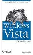 Windows Vista Pocket Reference 0 9780596528089 0596528086