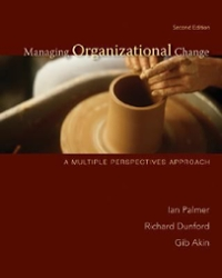 Managing Organizational Change 2nd Edition 9780073404998 0073404993