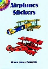 Airplanes Stickers 0 9780486400839 0486400832