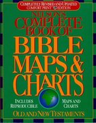 Nelson's Complete Book of Bible Maps and Charts 0 9780785211549 0785211543