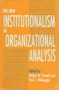The New Institutionalism in Organizational Analysis 2nd Edition 9780226677095 0226677095