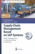 Supply Chain Management Based on SAP Systems 1st edition 9783540669524 3540669523