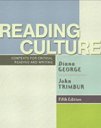 Reading Culture 5th edition 9780321122209 0321122208