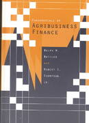 Fundamentals of Agribusiness Finance 1st Edition 9780813820699 0813820693