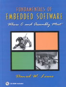 Fundamentals of Embedded Software with the ARM Cortex-M3 1st Edition 9780132916547 0132916541