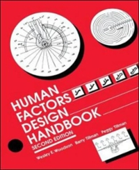 Human Factors Design Handbook 2nd edition 9780070717688 0070717680