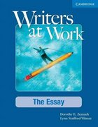 Writers at Work 1st Edition 9780521693028 0521693020