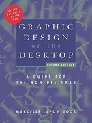Graphic Design on the Desktop 2nd Edition 9780471293071 0471293075
