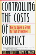Controlling the Costs of Conflict 1st Edition 9780787943233 0787943231