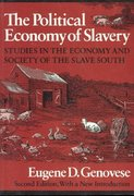 The Political Economy of Slavery 2nd Edition 9780819562081 0819562084