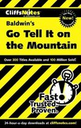 CliffsNotes on Baldwin's Go Tell It on the Mountain 1st edition 9780764586491 0764586491
