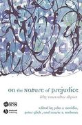 On The Nature of Prejudice 1st edition 9781405127516 1405127511