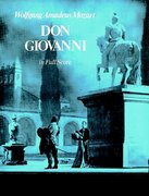 Don Giovanni 0 9780486230269 0486230260