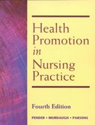 Health Promotion in Nursing Practice 4th edition 9780130319500 0130319503