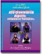 Asl Grammatical Aspects Vol. 1 1st Edition 9781882872992 1882872991
