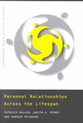 Personal Relationships Across the Lifespan 0 9780415186483 041518648X
