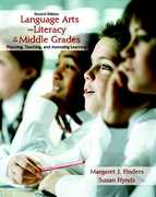 Language Arts and Literacy in the Middle Grades 2nd Edition 9780131751729 0131751727