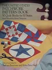 The United States Patchwork Pattern Book 0 9780486232430 0486232433