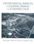 Geotechnical Aspects of Landfill Design and Construction 1st edition 9780130125064 0130125067