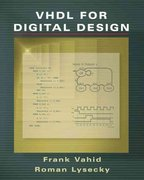 VHDL for Digital Design 1st edition 9780470052631 0470052635
