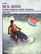Sea-Doo Personal Watercraft, 1988-1996 3rd edition 9780892876914 0892876913