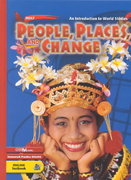 Holt People, Places and Change 3rd Edition 9780030655012 0030655013