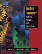 Decision Technology 1st edition 9780471417125 0471417122