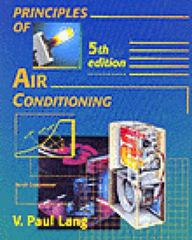 Principles of Air Conditioning 5th Edition 9780827365919 0827365918