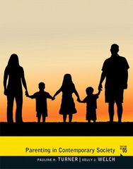 Parenting in Contemporary Society 5th edition 9780205379033 0205379036