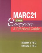 MARC 21 for Everyone 1st Edition 9780838908426 083890842X