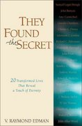 They Found the Secret 1st Edition 9780310240518 0310240514