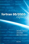 Fortran 95/2003 Explained 3rd edition 9780198526933 0198526938