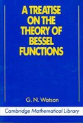 A Treatise on the Theory of Bessel Functions 2nd edition 9780521483919 0521483913