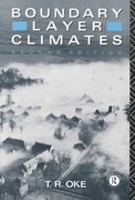 Boundary Layer Climates 2nd Edition 9780415043199 0415043190