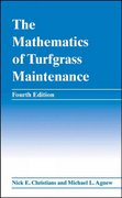 The Mathematics of Turfgrass Maintenance 4th Edition 9780470048450 047004845X